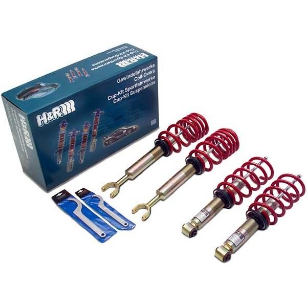 H&R Schroefset Suzuki Swift Sport 9/06- VA 35-50mm/HA 30-50mm