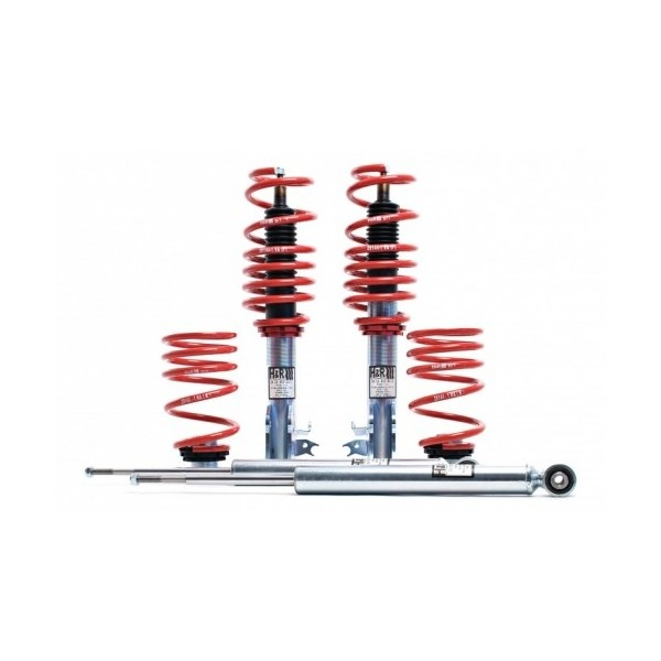 H&R RVS MonoTube schroefset BMW 3serie Touring 2wd 12-