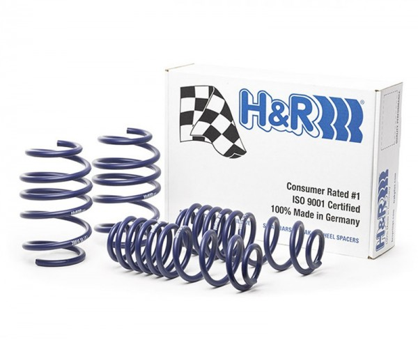 H&R Lowering springs Mini Clubman JCW All4 F54 2016- 30-25mm